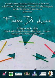 Fiumi di Luce – Concerto diretto dal Maestro Tobia Tuveri in occasione del Festival Musikaleidos – 2 Giugno alle 17.30