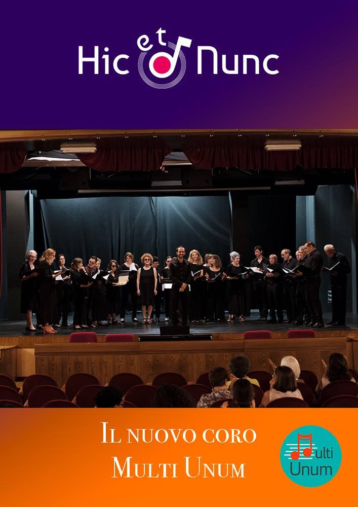 """""""Multi Unum"""": un nuovo coro pronto a partire!"""