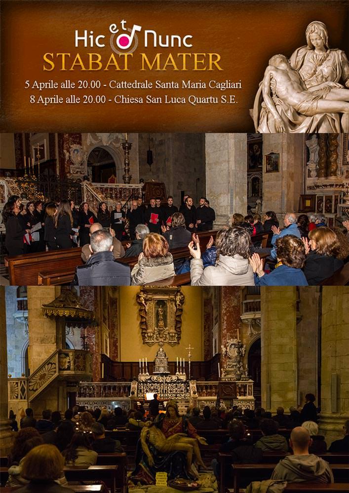"""""""Stabat Mater"""" – Concerto sui temi della Passione di Cristo"""
